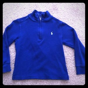 Ralph Lauren Polo 1/4 zip up